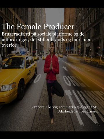 The Female Producer - DRRB