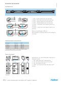KCJ Capture Jet™ ventilated ceiling with integrated laminar ... - Halton - Page 7