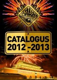 catalogus - Orka Vuurwerk
