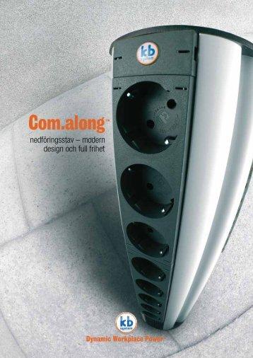 Com.along broschyr (pdf) - EL System