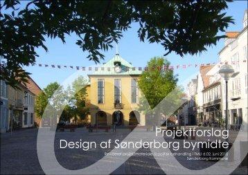 Projektforslag Design af Sønderborg bymidte - Sønderborg.dk