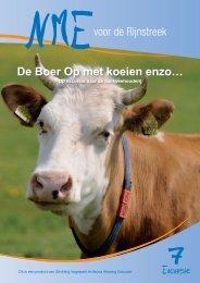 De Boer Op met koeien enzo… - Avifauna