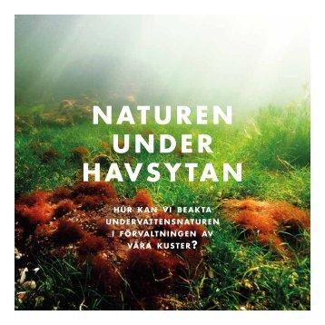 NATUREN UNDER HAVSYTAN