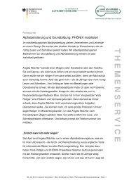 Alphabetisierung und Grundbildung: PHÖNIX mobilisiertPDF