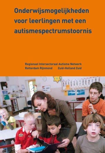 Onderwijsmogelijkheden voor leerlingen - Steunpunt Autisme