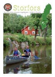 Een kleine plaats met grote mogelijkheden - midden in Zweden