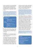 Erfaringer med dialogsamtaler ved klager – kort fortalt - Enheden for ... - Page 5