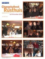 Mag 377 – Chanoukafeest in Rusthuis - De Centrale