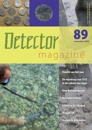 Detector Magazine 89 - De Detector Amateur