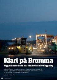 Åkeri & Transport - Peab Asfalt AB