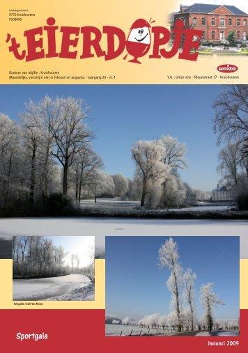 Januari - Gemeente Kruishoutem