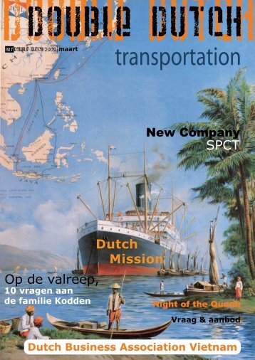 transportation - Dutch Business Association vietnam
