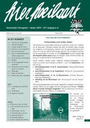 Hoeilaart oktober 2004 - Website Gemeente Hoeilaart