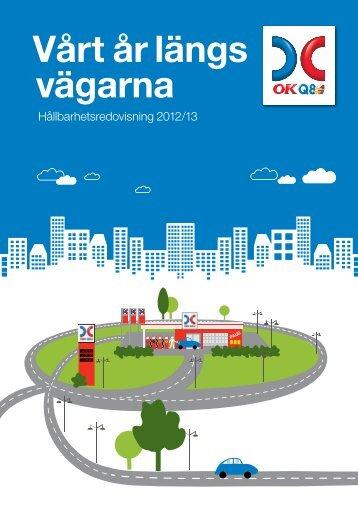 Hållbarhetsredovisning - Okq8
