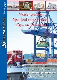 Thema Waterwerken 2013 - De Scheepvaartkrant