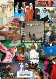 Rapport år ett - Arvsfondsprojekten