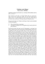 Johannes 1 vers 11-13 - Ds. L. Huisman