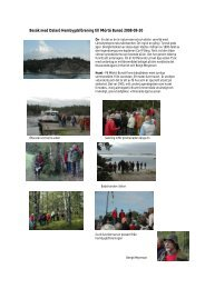 Läs mer och se fler bilder - Dalarö Hembygdsförening
