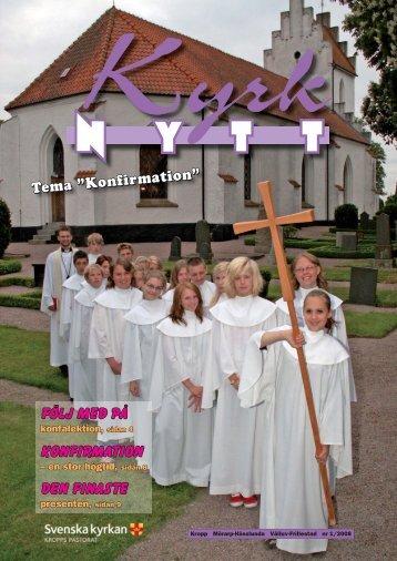 Kyrknytt nr. 1 -08 (vår) - Kropps församling