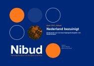 Nederland bezuinigt - Nibud