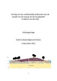 het rapport - Gemeente Alphen aan den Rijn
