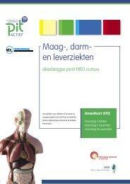 Maag-, darm- en leverziekten - PIT Actief