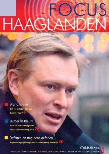 1 - Stadsgewest Haaglanden
