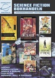 fantasy science fiction skräck & romans film på dvd brädspel, roll