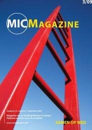 MIC Magazine - Welkom op de website van Petra Wolthuis.