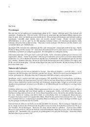 Cortinarius på Undersidan - Karl Soop