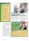 På tapeten nr 3, oktober 2012 - AB Stora Tunabyggen - Page 5