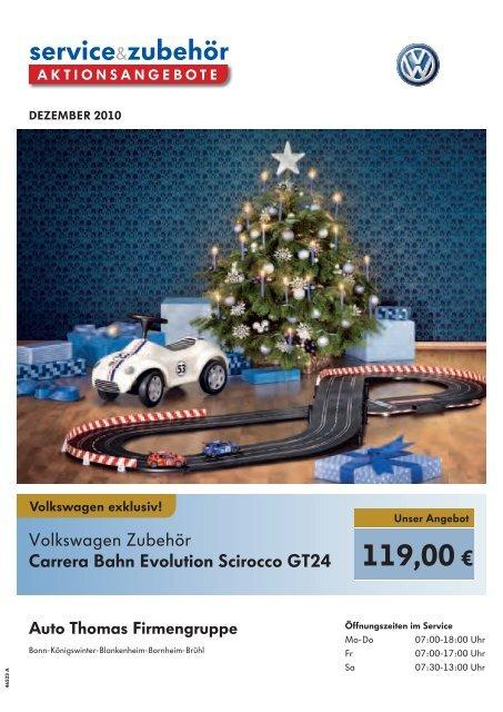 Volkswagen Zubehör Carrera Bahn Evolution ... - bei Auto Thomas
