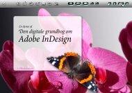 Den digitale grundbog om Adobe InDesign - PReducation