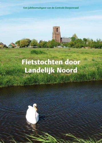 Fietstochten door Landelijk Noord - Stadsdeel Amsterdam-Noord