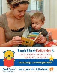 BoekStartEnVerder voor ouders - 6 (2012) - SIOB