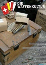 Die Waffenkultur - Ausgabe 06 - September - Oktober 2012