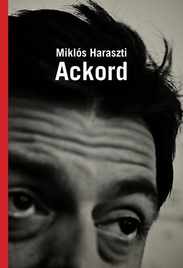 Miklos Haraszeti – Ackord - Wordpress Wordpress