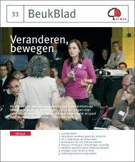 pdf BeukBlad 33 - juni 2007 - De Beuk