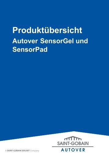 Nachfüllbare Sensoren - Saint Gobain Autover