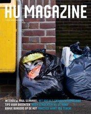HUmagazine nummer 7 - Werken bij de HU