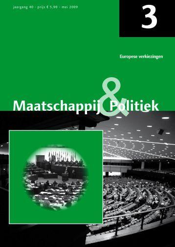 2009 3 - Maatschappij en Politiek Magazine