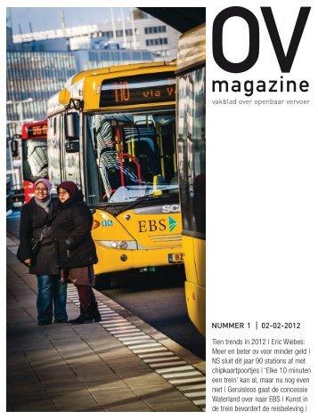 OV-Magazine 2012 nr 1
