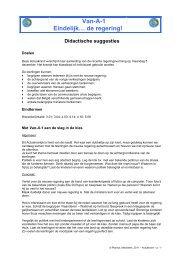 Didactische suggesties - Plantyn