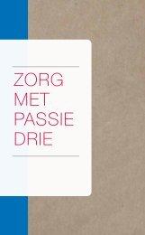 ZORG MET PASSIE DRIE - Medisch Centrum Haaglanden