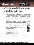Kutsu Veikon Malja 2013 ja SM- tietokilpailu - Palokuntaan.fi - Page 2