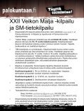 Kutsu Veikon Malja 2013 ja SM- tietokilpailu - Palokuntaan.fi - Page 3