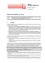 Elektrische installaties op school - preventie scholengemeenschap ...