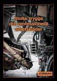 Ladda ner katalogen som PDF. - Jobman
