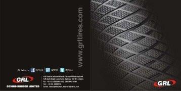 low resolution pdf - GRL Tires