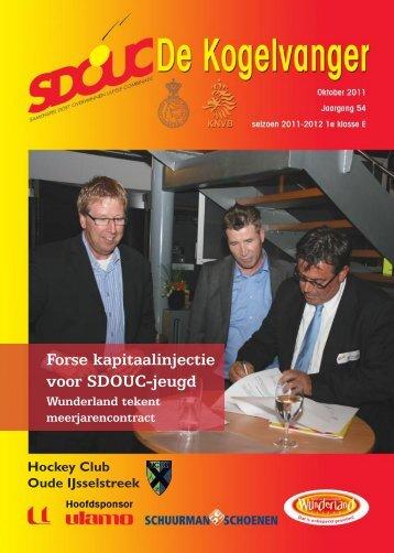 De Roodgele mail van - Sdouc